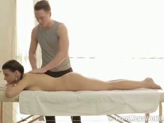watch brunette, young, full hard fuck most