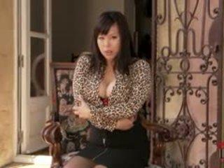 vidět velká prsa, sledovat punčochy, asijský kvalita