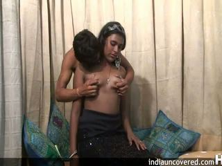 First sex on camera for amateur indian couple