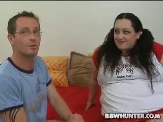 BBW Emerald Tits Gets Sucked