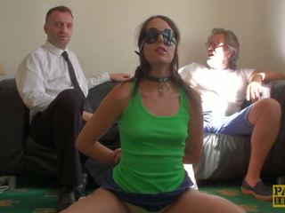 Uk Sub Slut Deepthroated While Tiedup, HD Porn 78