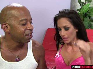 Cuck Witness His Wife Randi Wright Banging a BBC: Porn 2a
