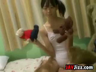 Petite 18 Year Old Japanese Girl Non-Nude