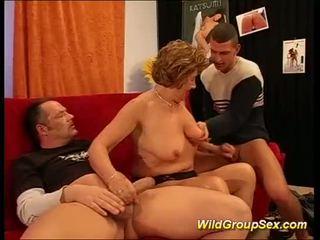 groupsex, swingers, gagging