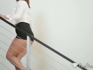 PureMature - Kiera Rose uses her sex skills