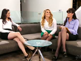 watch lesbians most, babes, quality threesomes any