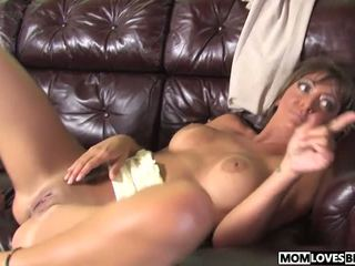 Son Witness how Mom Michaela Mancini Takes a BBC: Porn c1