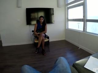 Test run for hot Latina pussy - Porn Video 061