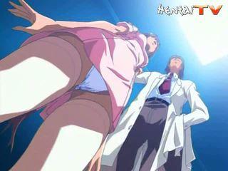 Kinky Hentai Doctor Brutally Fucks One Of His Nurses