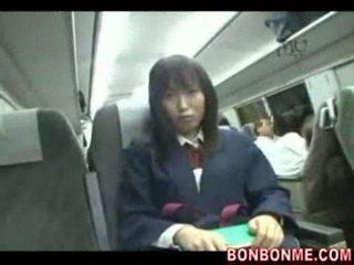 японський, аплікатура, школярка, ексгібіціоніст