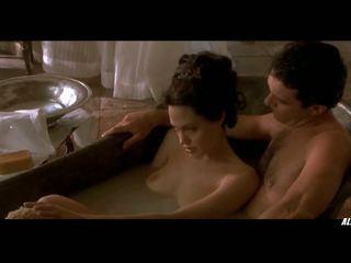 Angelina jolie trong nguyên sin, miễn phí tất cả celebs câu lạc bộ độ nét cao khiêu dâm
