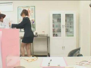 Tekoki School Nurses Ward - Scene 4