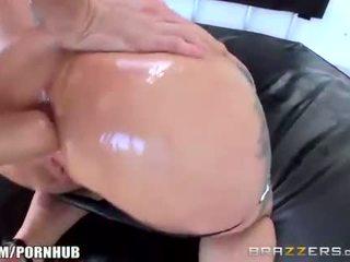 Brazzers - Tattooed babe Dollie Darko loves anal