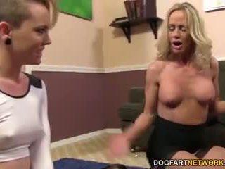 cougar, blowjob, big tits, facial