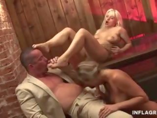 German Foot Fetish Threesome