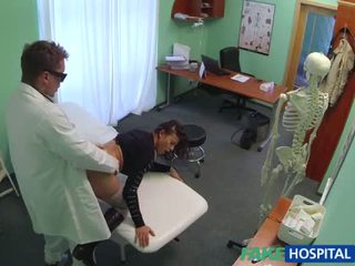Fake doctor railed n jizzed his patient