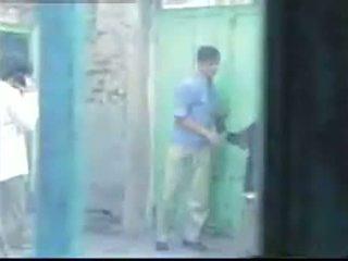 Arab Amateur Gangbang
