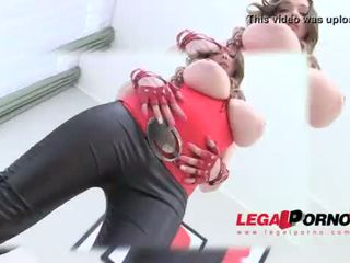 Lucie Wild 3 on 1 Video SZ417