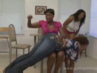 more spanked, great bottom, ebony hot