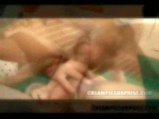 Creampie surprise compilation part 3