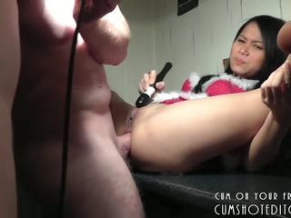 Submissive Thai Teen Taking It In Both Holes
