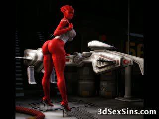3D Hobbit And Star Wars Porn!
