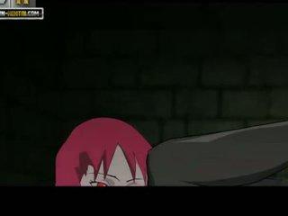 Naruto porno karin comes sasuke cums