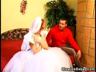 hottest sucking, bride, more blowjob ideal