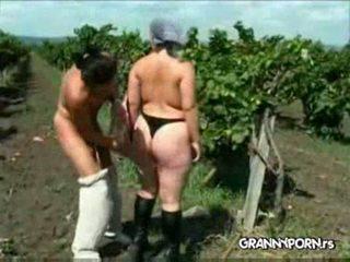 hq granny more, punished fresh, hot village