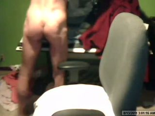 Gay Stud Changing During Sex Chat