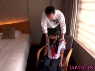 college, japanese, blowjob, cumshot