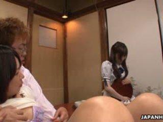 Cute And Curious Teeny Lady Ai Uehara Gets Used By A Horny