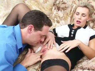 Tanya Tate sucked and gets fucked