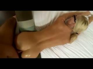 Amateur Secretary 1st time anal