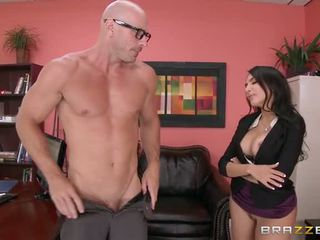 Lela star is a big latinos slut who likes to make the