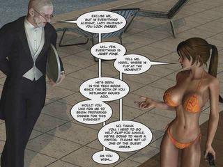 3D Comic Clara Ravens Episode 1