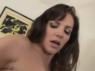 Bobbi Starr and Dana DeArmond fill their flanges with fingers and feet
