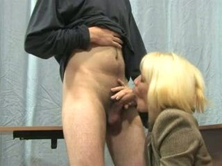 Russian students fuck mature teacher