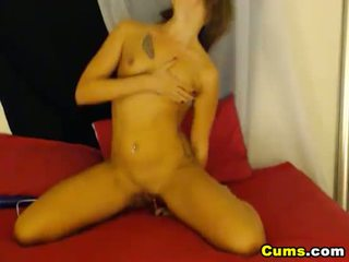 real brunette check, rated toys, you vibrator full
