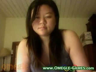 Chubby Asian Chick On Private Cam