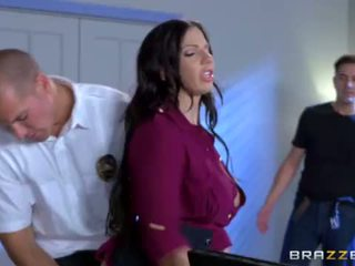 "Brazzers - Cop fucks the info out of Lylith Lavey <span class=""duration"">- 7 min</span>"