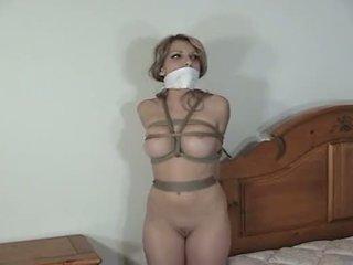 gagged, bound, tied, bondage