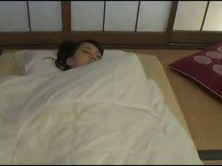 Krásne japonské manželka - masturbation