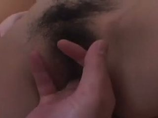 Hairy pussy  Japanese mature