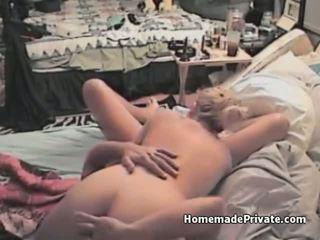 Amateur Couples Sexy 69 Sex Tape