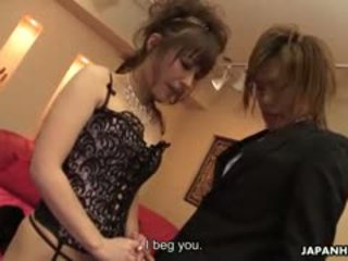 Yukina Is A Totally Hot Office Darling. This Asian Lady In