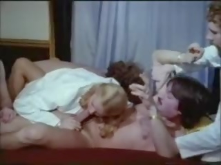 Perfect Orgy with Brigitte Lahaie, Free Porn b3