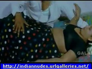 Sexy Indian Telugu Aunty With Her Partner