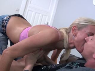 Mature Super Mom Fucks Son Hard and Long, Porn b0