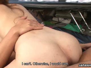 Yakuza boss gets a piece of Asian whore pussy